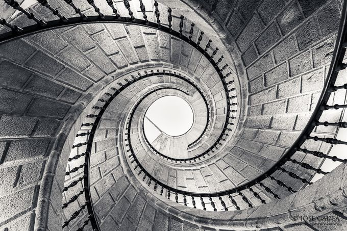 Spiral of Dreams by josegadea - Twisted Lines Photo Contest