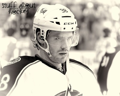 Stuff I Love About The Columbus Blue Jackets . . . Boone Jenner