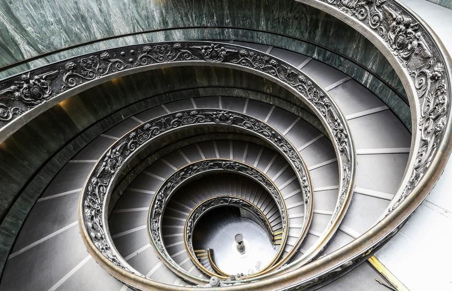 The Eye of Vatican City