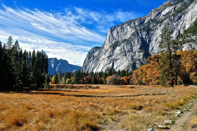 Autumn in Yosemite by Dragonphotos - National Parks Photo Contest