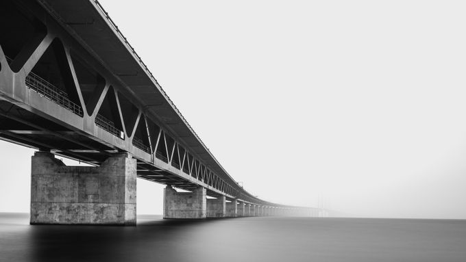 Malmö, Sweden by philipslotte - Structures in Black and White Photo Contest