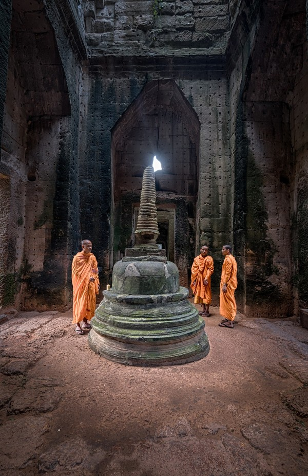 Preah Khan by timpryce