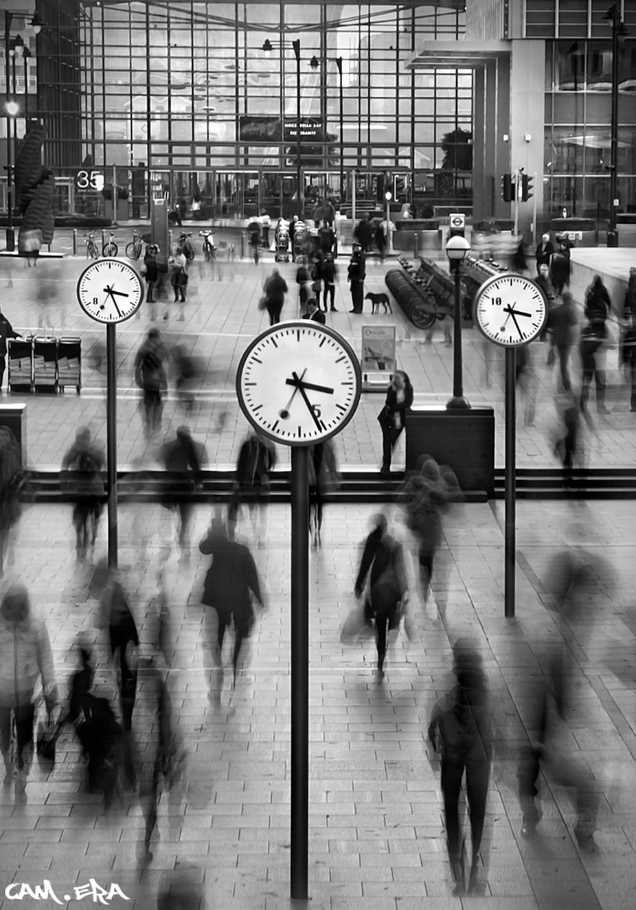 Slaves of Time by YuliyVasilev - Long Exposure Experiments Photo Contest
