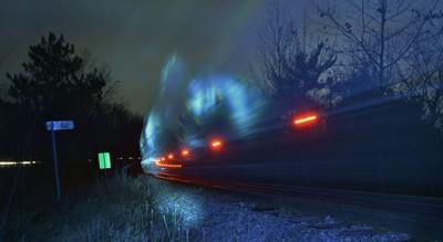 _Train shadow