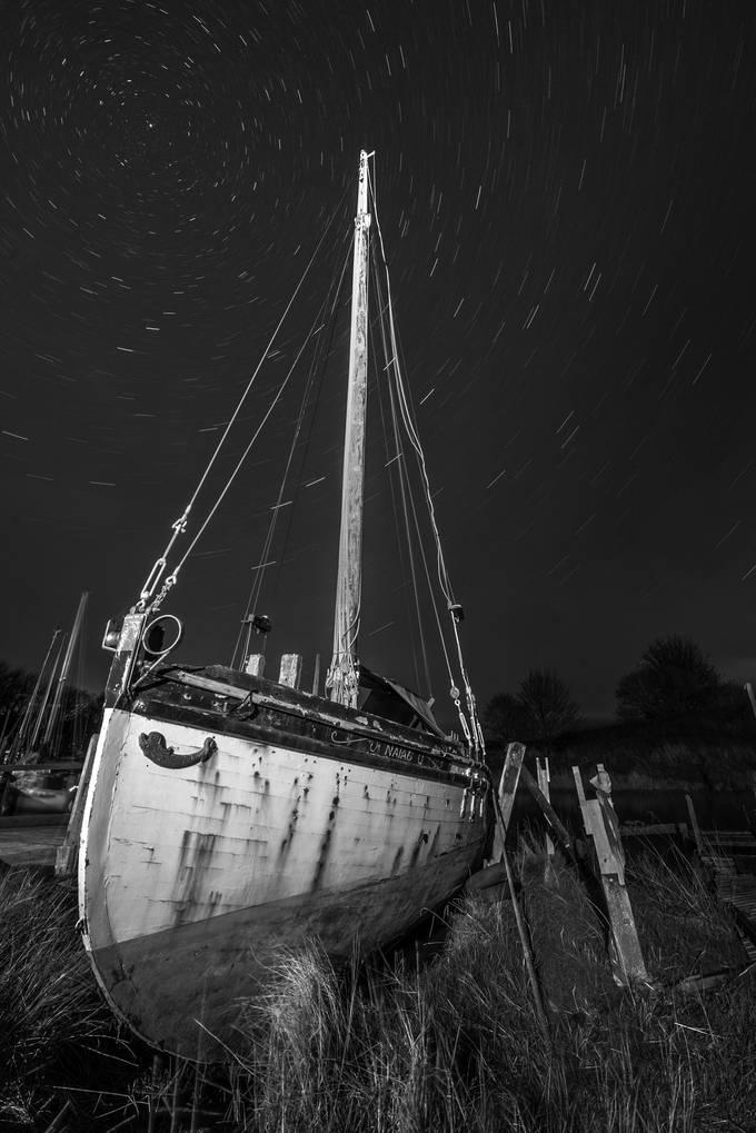 Sail the stars by jamesrushforth