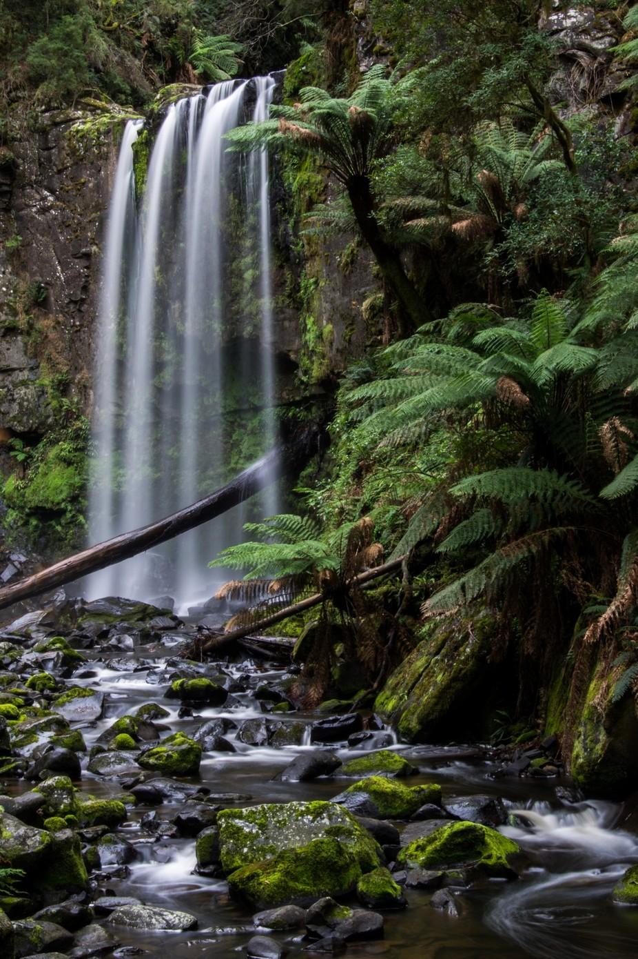 Hopetoun Falls by stormgirl1960 - Beautiful Waterfalls Photo Contest