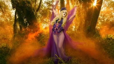 The Purple Queen