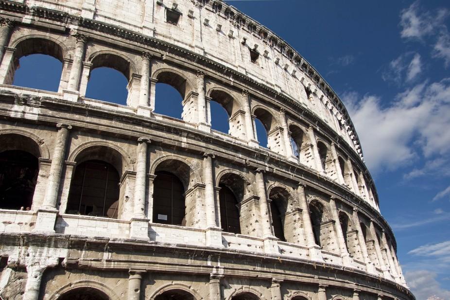 The Coloseum Rome