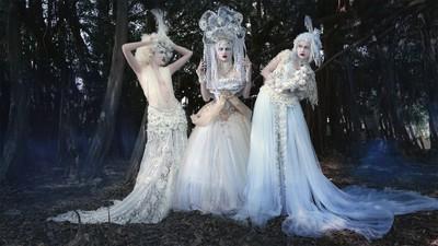 Three Bride