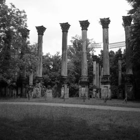 These are the beautiful and historical Windsor Ruins. They are located in Port Gibson near Alcorn State University. You can read more about them ...