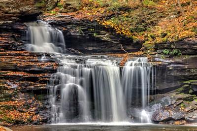 BF Ricketts Falls