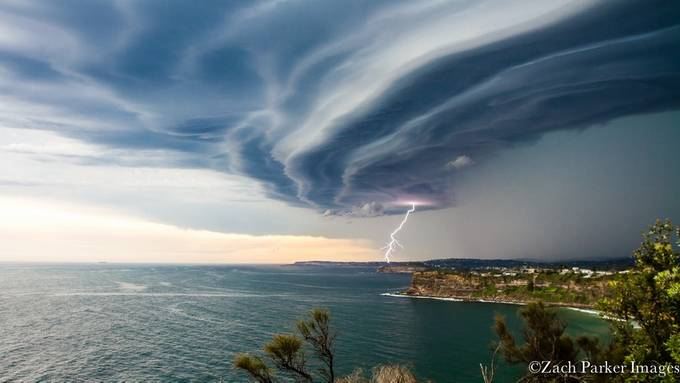 Summer Storms by zachparkerimages - Dodho Volume 4 Photo Contest