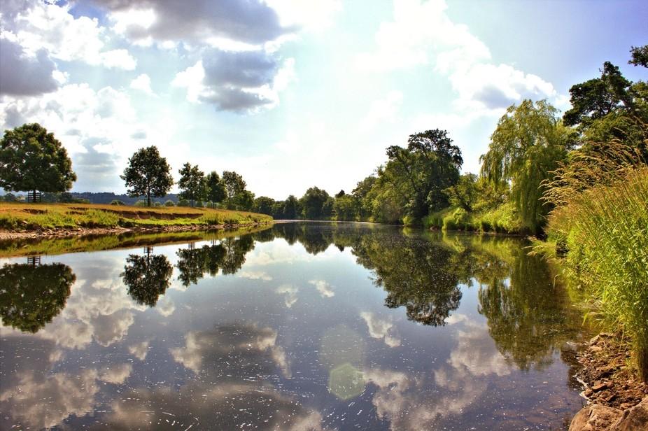 River Eden
