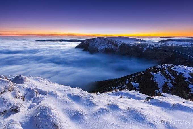 Heavens Coast by janstria - Pushing Limits Photo Contest