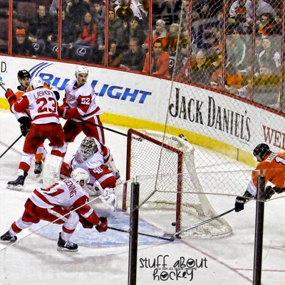 Stuff I Love About Hockey . . . When The Home Team Scores