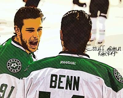 Stuff I Love About Hockey . . .  The Bromances