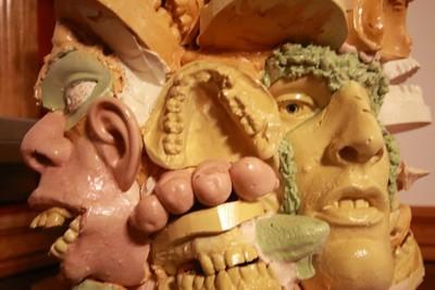 dental stone sculpting