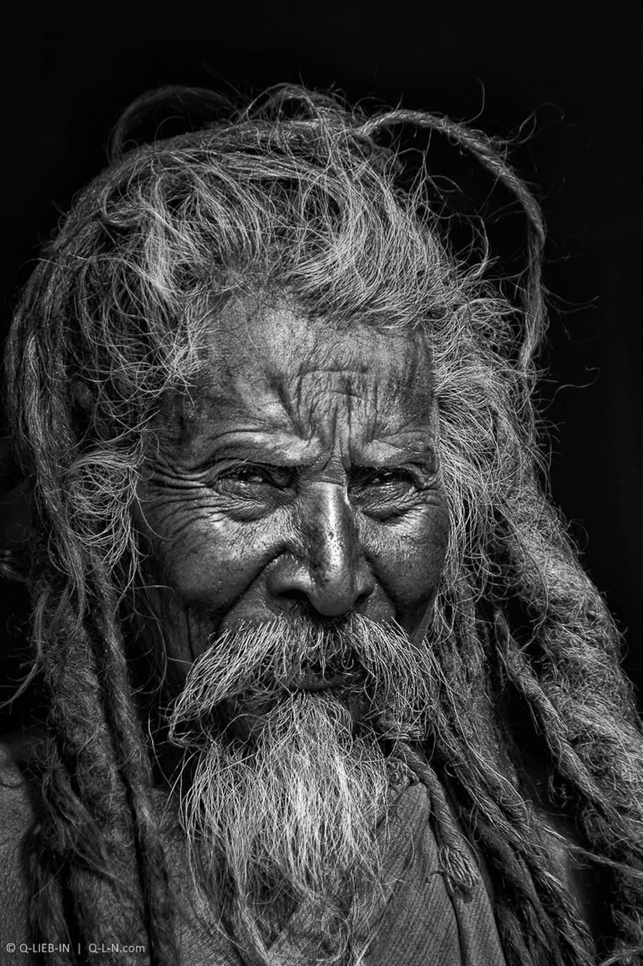 Sadhu look by q-liebin