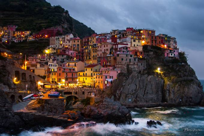 Manarola, Italy by ryanhutchisonphotography - Resource Travel Inspiration Photo Contest vol2