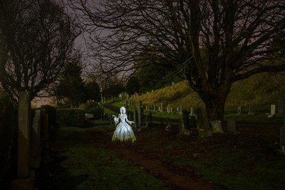 Ghostly doings in the Cemetery