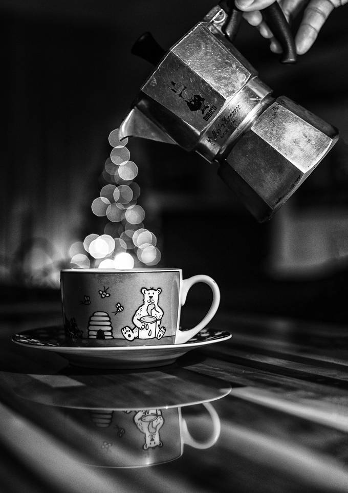 Coffee??? by elenapardini - Commercial Style Photo Contest