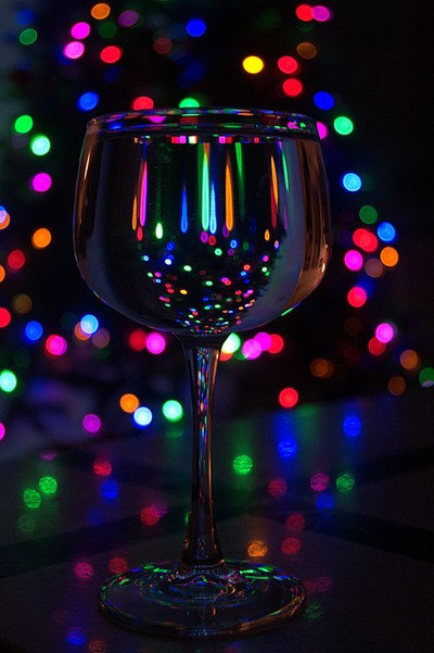 Christmas Party Wine