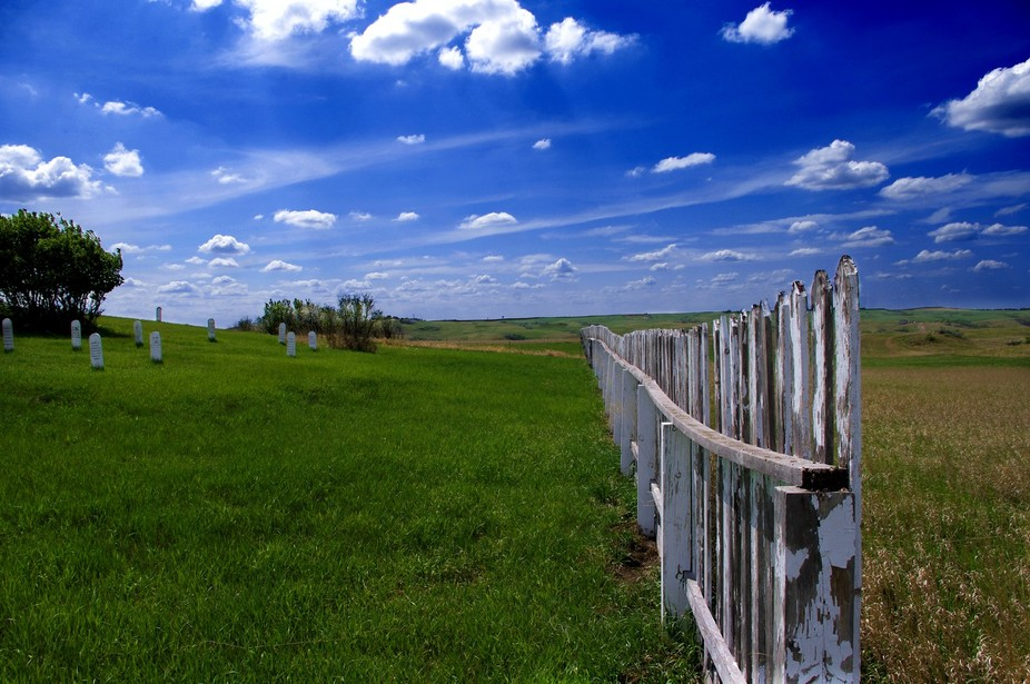 Following the Fence