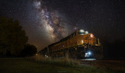 Cosmic Railroad