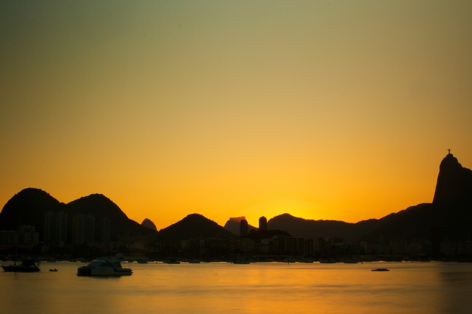 The Mountains in Rio