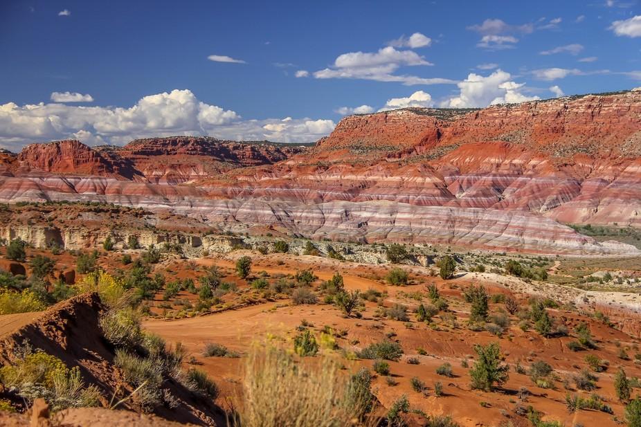 Pahreah Town Site - Utah