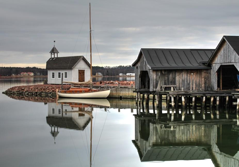 Sea Quarters, Mariehamn