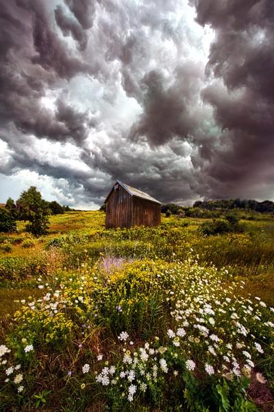 Storms of Bygone Summer Days
