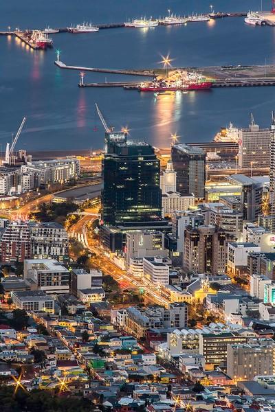 Cape Town Portside...
