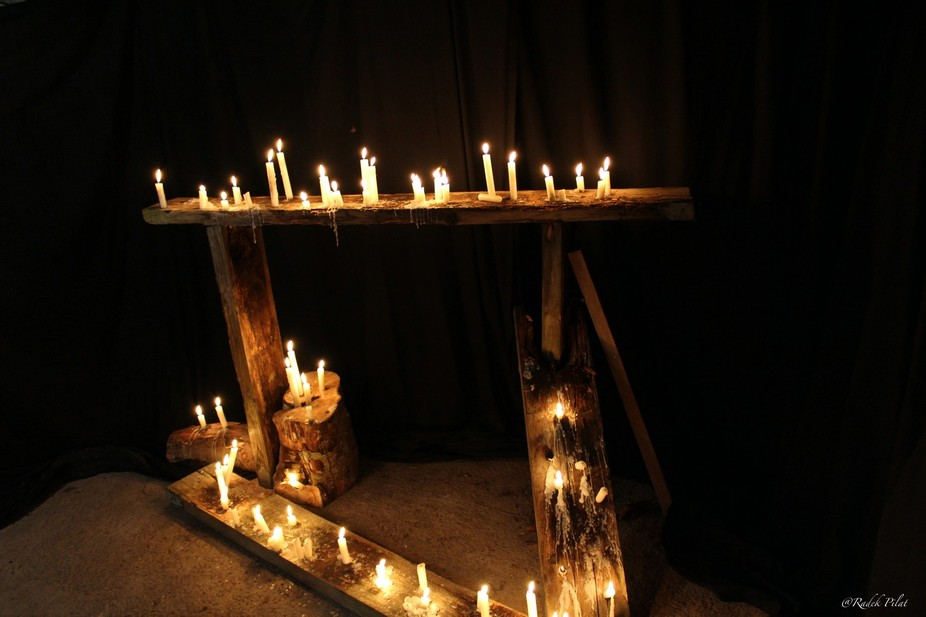 Candle Altar