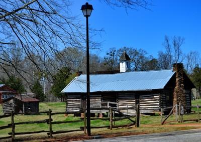 An Old Homestead
