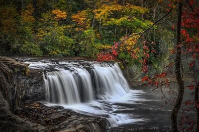 Hooker Falls, DuPont Forest