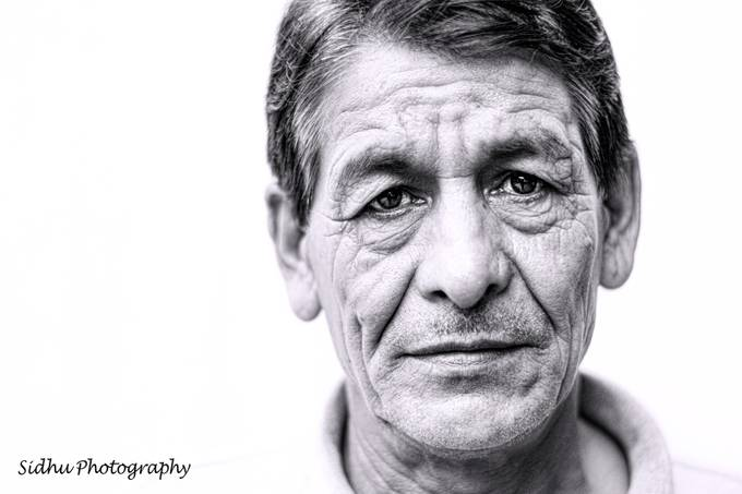 Age Look by arunsiddharth - Black And White Compositions Photo Contest