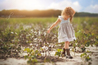 Cottonfield Girl