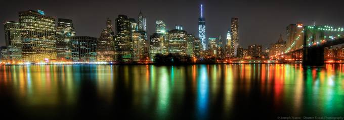 NY Sky by ShutterSpeak - Magical Light Photo Contest