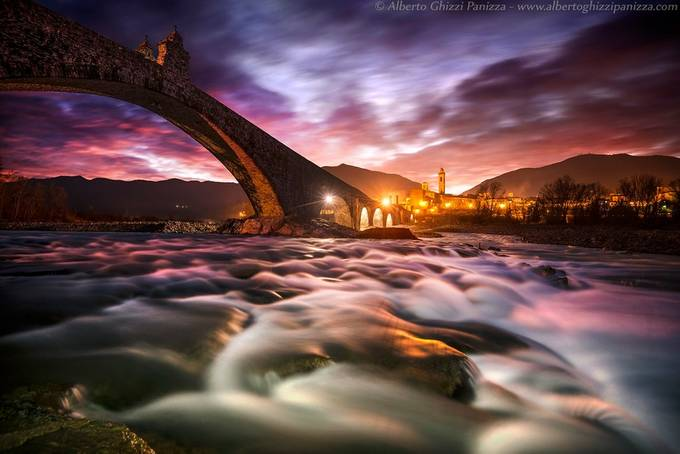 The bridge of colors by albertoghizzipanizza - Photofocus Feature Photo Contest Volume 1