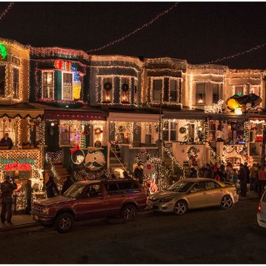 Hampden (34th Street) Baltimore - the block that lights up Christmas