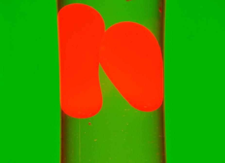 coloured lamps, Ipad app