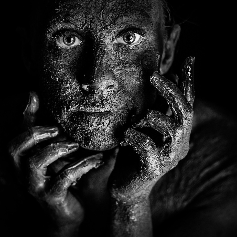Dirty by tpruessner - A Black And White World Photo Contest