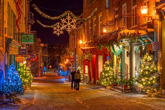 SOUS-LE-FORT STREET by EricCoulombe - Magical Light Photo Contest