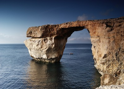 The Azure Window, Gozo.
