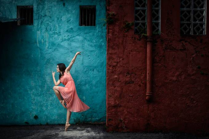 street ballerina by lauyewhung - Amazing People Amazing Places Photo Contest