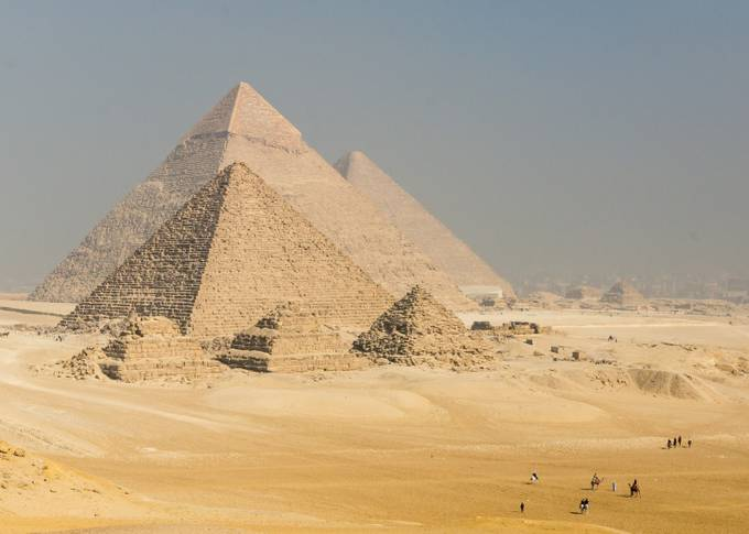 giza by Dtraveler63 - Creative Travels Photo Contest