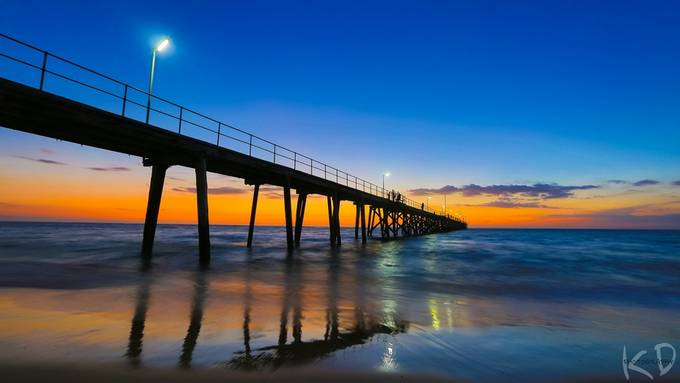 THE JETTY by stratkd - Light On Water Photo Contest