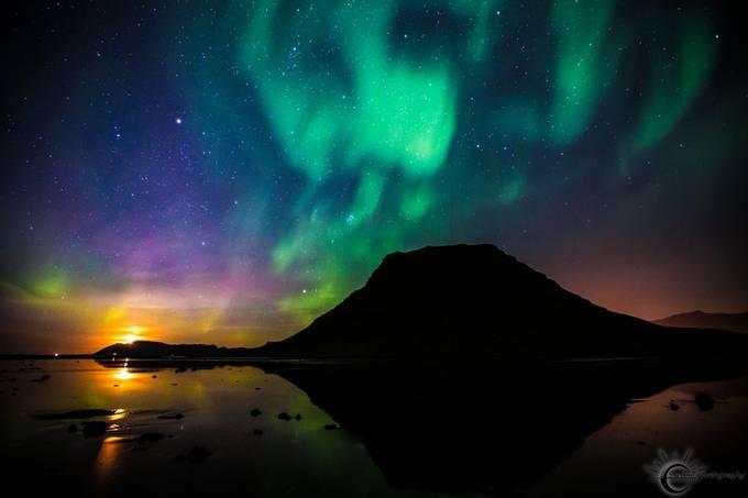 Kirkjufell Iceland by sveinnkjartansson - Landscapes Of Iceland Photo Contest