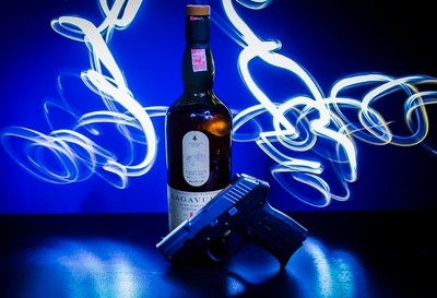 Dark Scotch and Light Painting